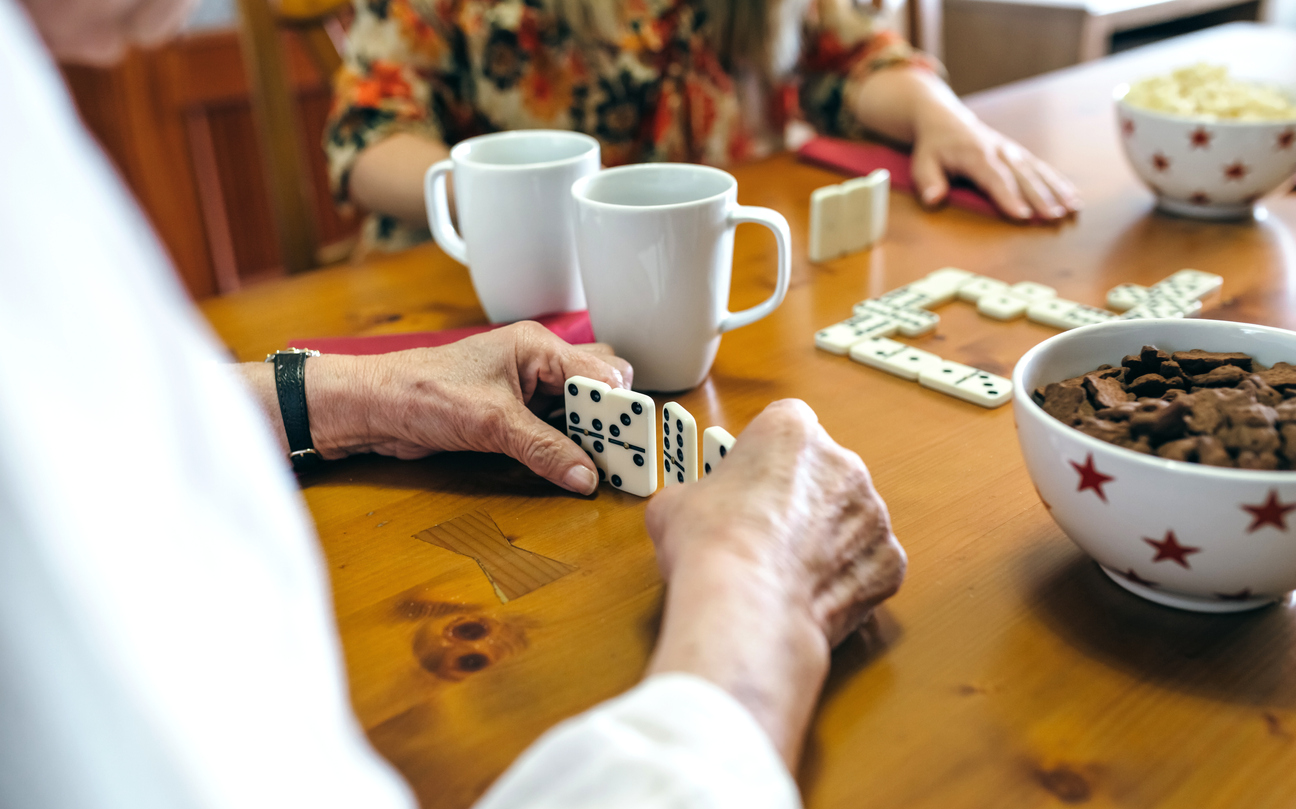 games, events, senior living community, programs, wedgewood estates